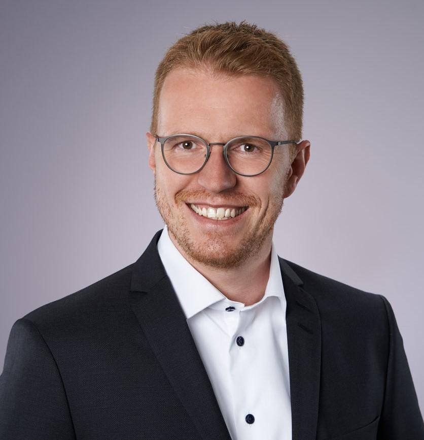 Thorsten Ludwigs - Leiter mechanische Fertigung